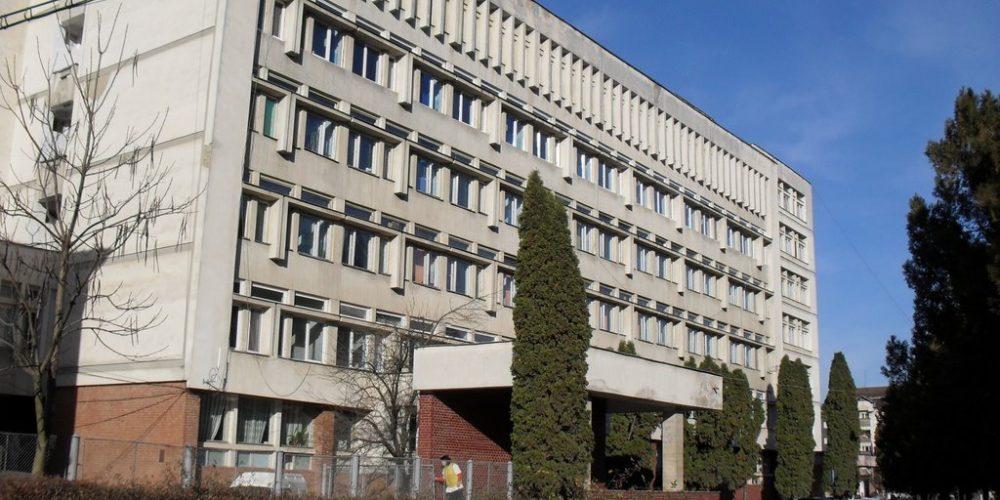 Secţie COVID la Spitalul municipal Dej
