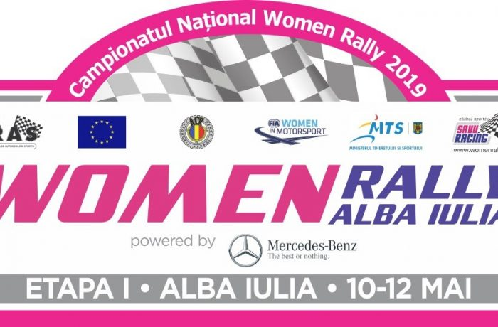 Start în Campionatul Women Rally 2019