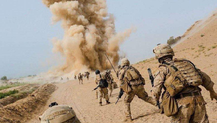 Patru militari români răniţi în Afganistan