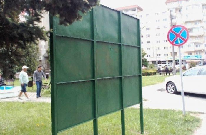 Au fost stabilite locurile de afișaj electoral pentru europarlamentare