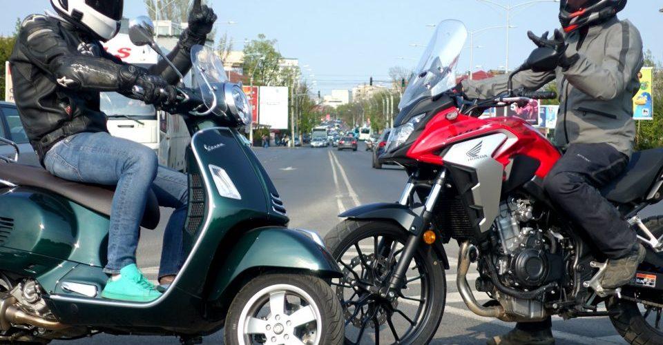 Permisul de şofer, valabil şi pe motocicletă