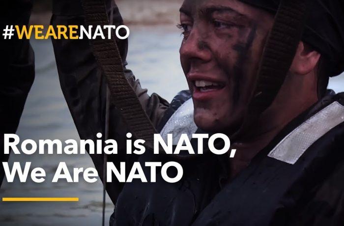 """Concurs, la UBB Cluj: """"România – 15 ani în NATO"""""""
