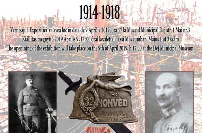 Expoziție: In Memoriam Regimentului 32 Infanterie Dej