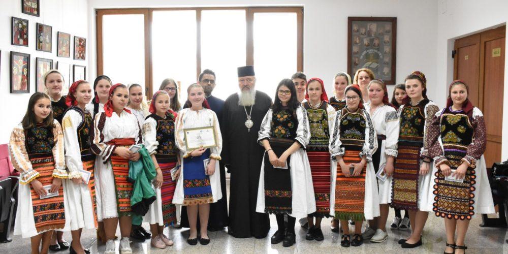 """Etapa eparhială a Concursului Naţional Catehetic """"Hristos: sufletul satului meu"""", la final"""