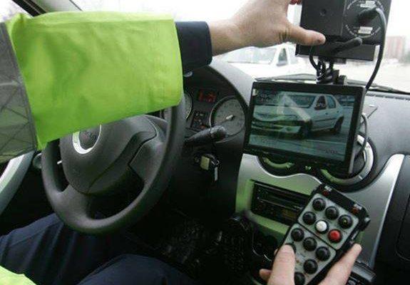 Fără radare care ies la vânătoare de șoferi