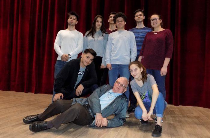 """Trupa ARLEQUIN va reprezenta România la Festivalul """"Eclairs de Scène"""" din Toulouse"""