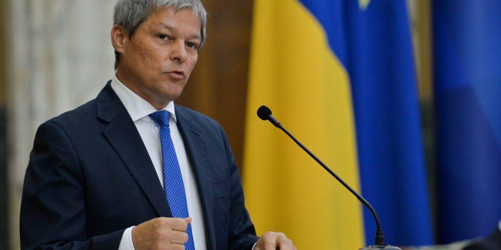 Dacian Cioloș a fost ales  președinte al Renew Europe