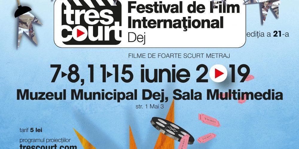 Très Court Film Festival – Ediția 21, la Dej