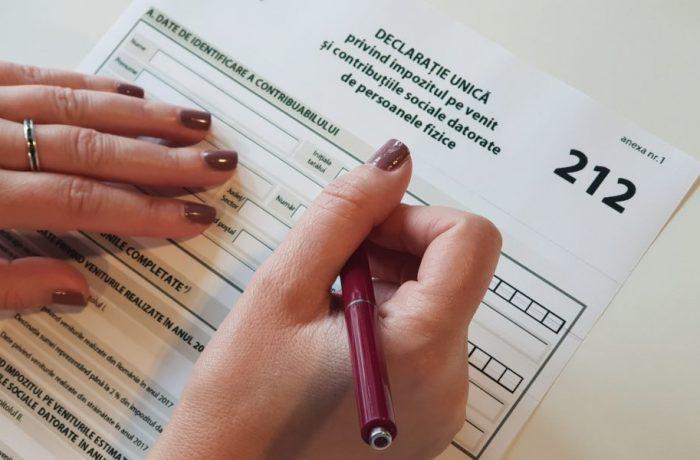 """Averea românilor """"puricată"""" de ANAF"""