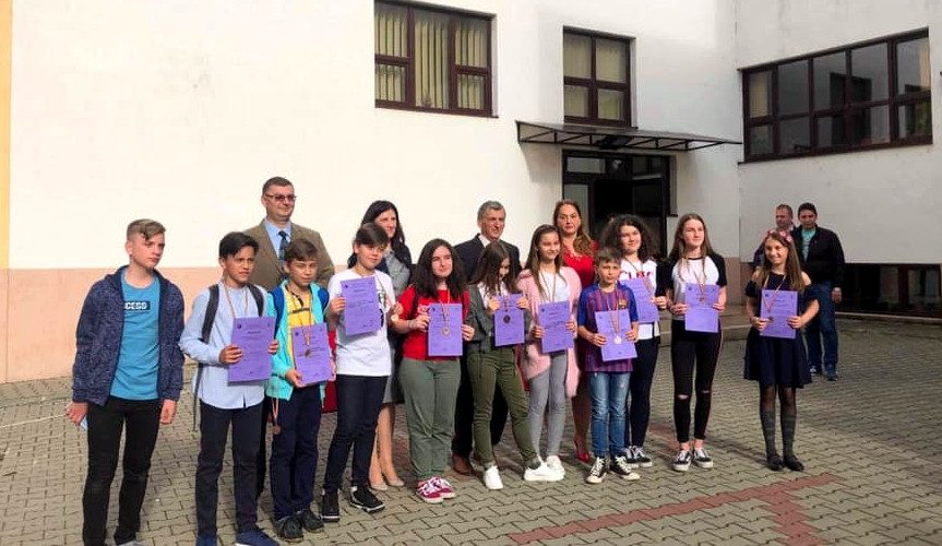 """Concursul interjudețean de matematică """"Dumitru Țiganetea""""- ediția 2019"""