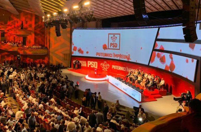 """Congresul PSD pe melodia """"Ridicați-vă pentru campioni""""!"""