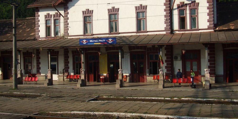 Gara Dej, inclusă în Programul de Modernizare a 47 de stații CFR