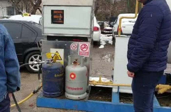 """IGSU a demarat campania  """"Nu încărca butelia la stația GPL"""" (Video)"""