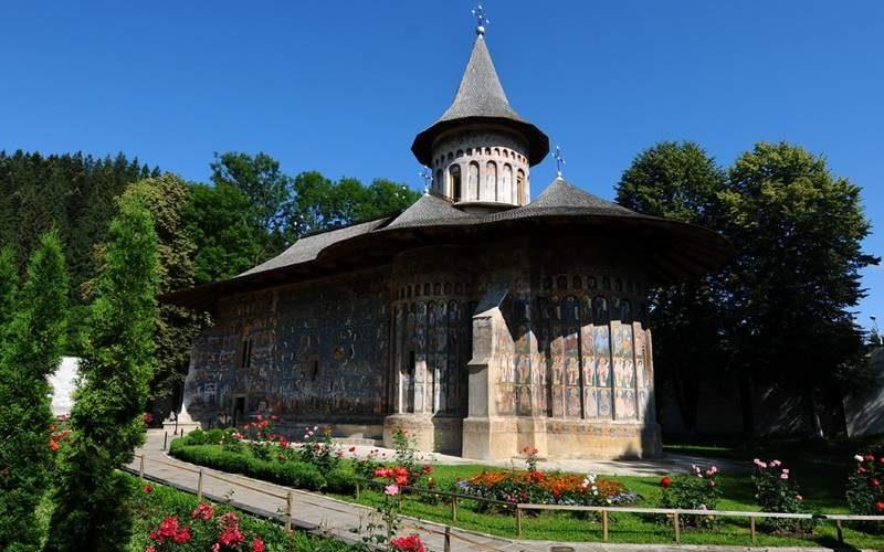 De văzut: Sihăstria Voronețului