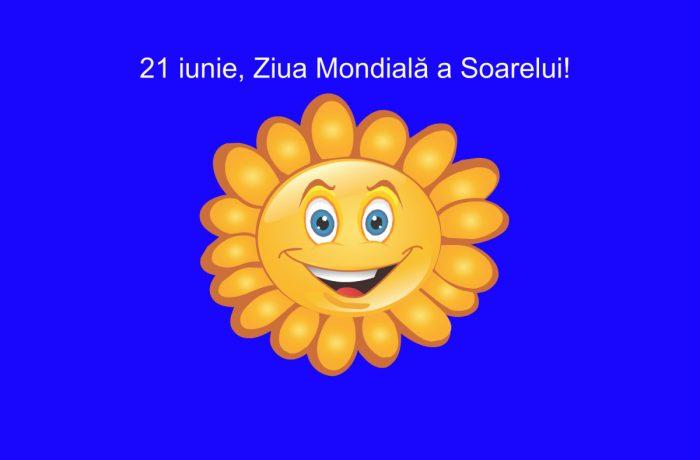 Ziua Mondială a Soarelui, va fi sărbătorită vineri la Dej
