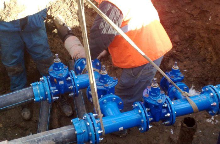 Rețeaua de distribuție a apei potabile ajunge și la Mica