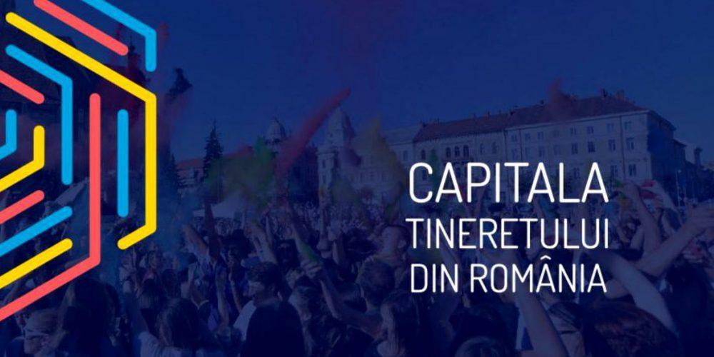 """Trei orașe în cursa pentru titlul """"Capitala Tineretului din România"""" 2020-2021"""