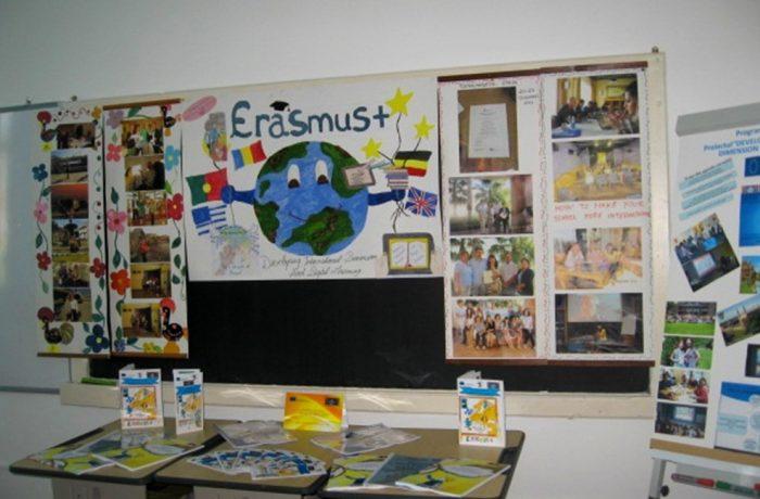 """Școala """"Avram Iancu"""" a obținut o nouă finanțare Erasmus, pentru un proiect de parteneriat școlar"""