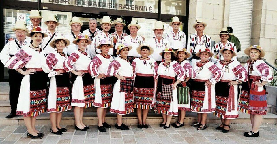 Turneu de succes al Coralei ARMONIA în Beauvais, Franța