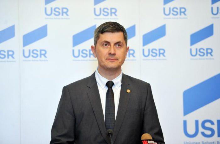 Dan Barna, candidatul USR pentru alegerile prezidențiale