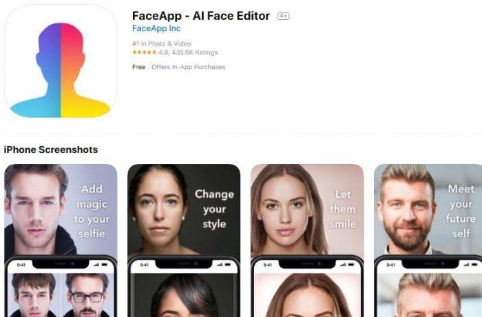 O falsă aplicaţie FaceApp infectează calculatoarele