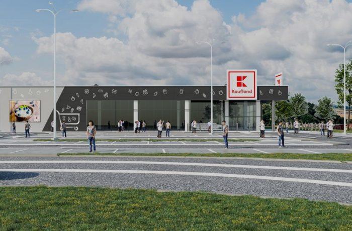 În aproximativ 7 luni, dejenii vor avea un supermarket Kaufland!