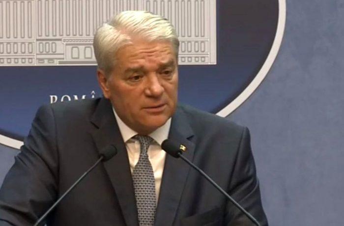 Ministrul de șase zile: Nicolae Moga a demisionat