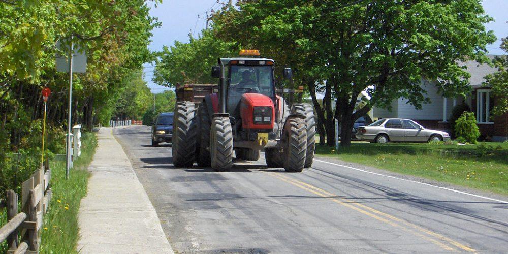 Proiect de lege pentru înmatricularea vehiculelor lente