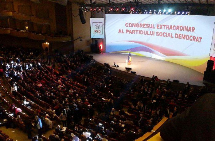 Astăzi are loc lansarea candidatului PSD pentru alegerile prezidențiale