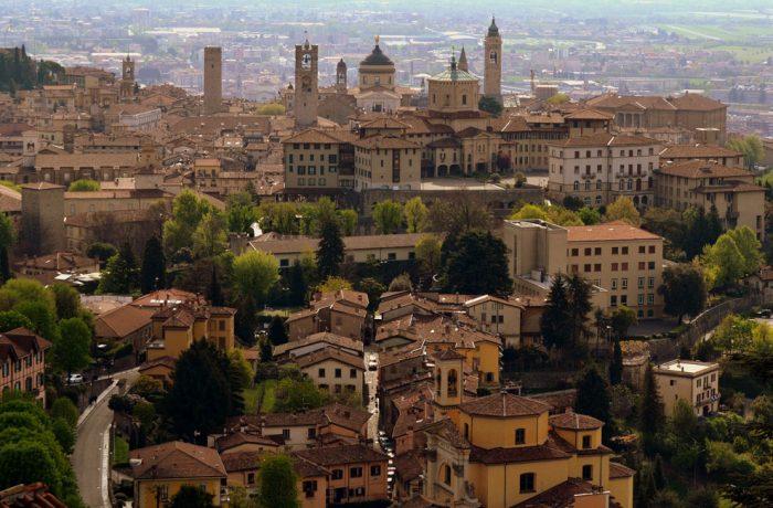 Bergamo,  două orașe într-unul singur