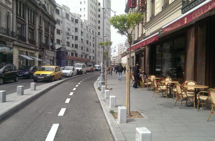 """Primăria Capitalei vrea """"Ziua fără autoturisme"""" pe 22 septembrie"""