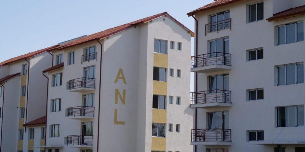 Locuințe ANL în trei orașe din județul Cluj. 60 de apartamente, în Dej