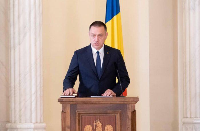 Dăncilă îl va propune pe Mihai Fifor la Interne, după finalizarea perioadei de interimat