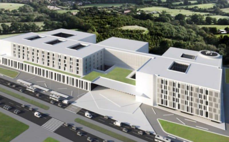 Undă verde pentru  Spitalul Regional de Urgență din Cluj