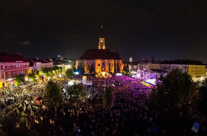 Zilele Culturale Maghiare din Cluj, ediție aniversară