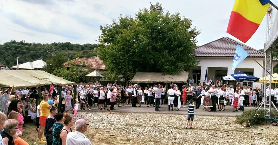 Sărbătoare de suflet în satul Ciubanca