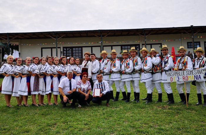 """Ansamblul """"SOMEȘANA"""" la Festivalul Românilor de Pretutindeni-Chișinău 2019"""
