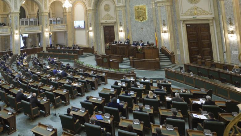 Un nou preşedinte pentru Senatul României