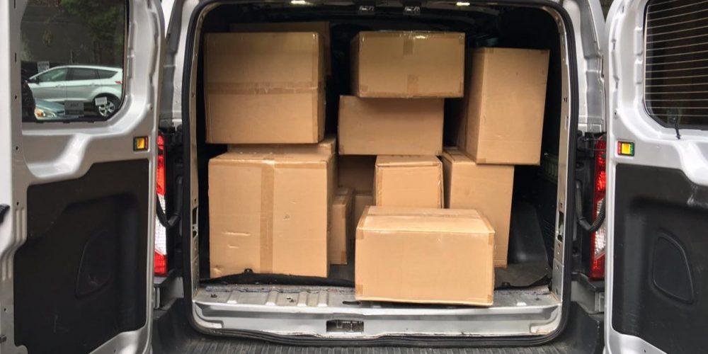 Operatori economici sancționați  pentru întârzierea livrării coletelor