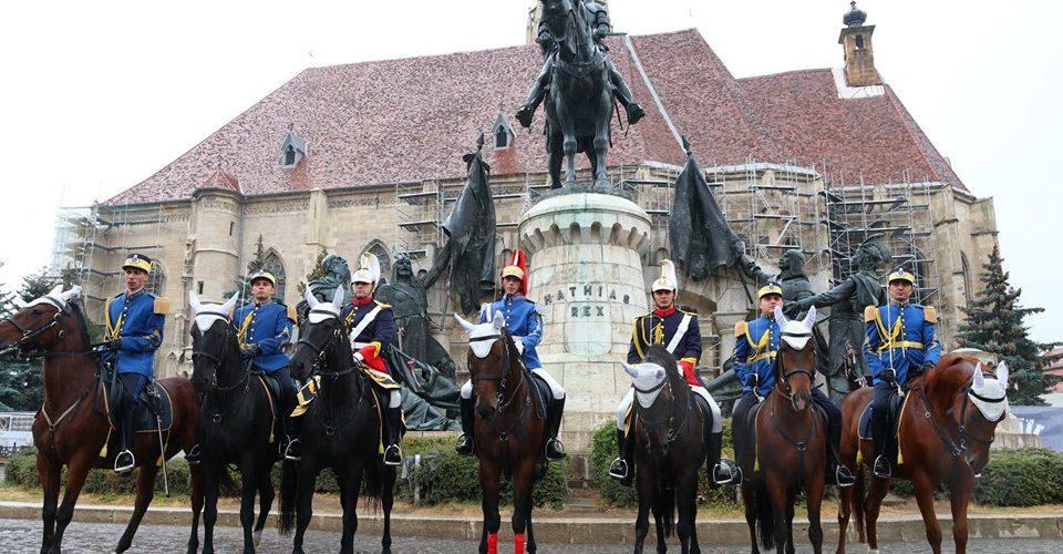100 de ani de Jandarmerie Română în Transilvania