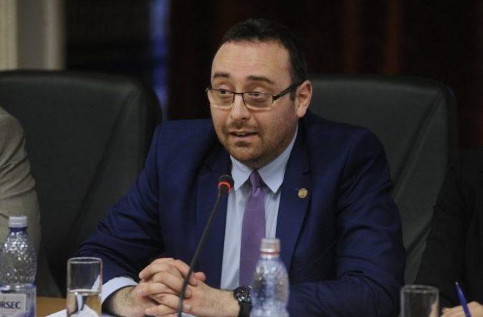 Horia Nasra, înlocuit de la șefia PSD Cluj. Locul i-a fost luat de jurnalistul Liviu Alexa.