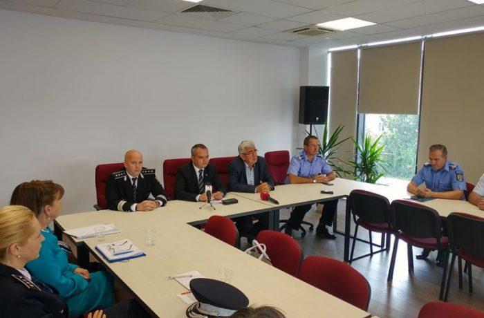 Campanie destinată creșterii siguranței în școli, lansată la Cluj