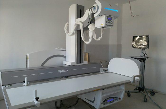 Echipament medical ultraperformant, pentru radioscopie digitală, la Spitalul de Recuperare Cluj