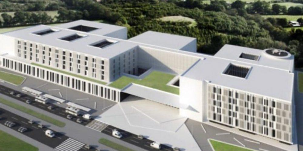 Promisiuni. Construirea Spitalului Regional de Urgenţă Cluj va începe cel târziu în 2020