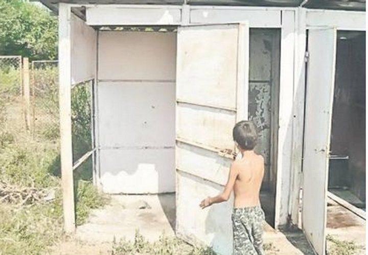 România are sute de școli cu toaleta în curte