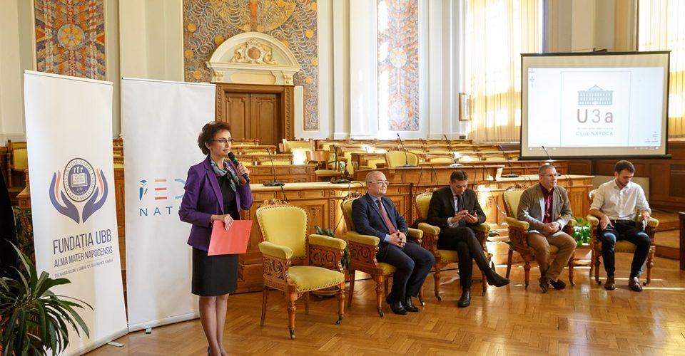 UBB Cluj: Start cursurilor Universităţii Vârstei a 3-a