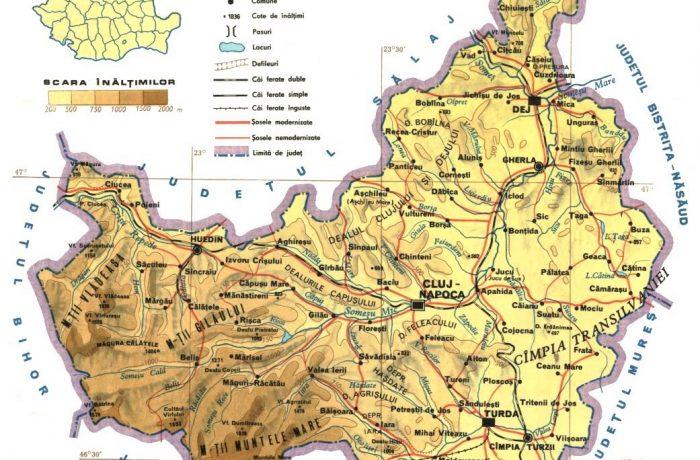 Bani pentru 31 de unități administrative din județul Cluj