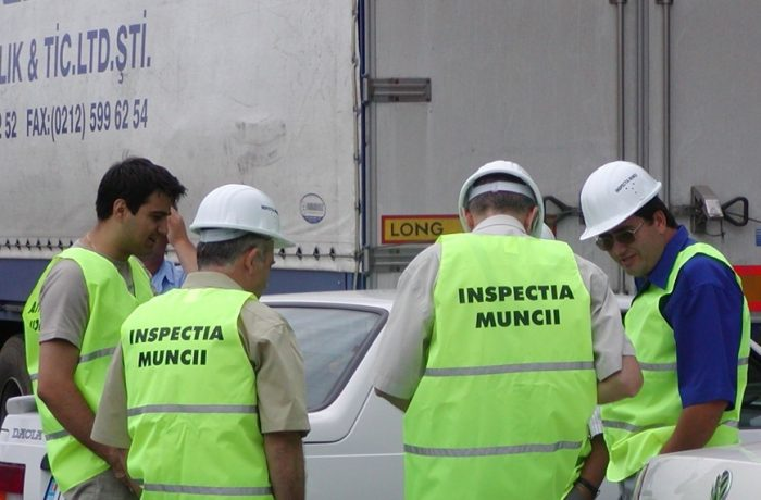 ITM Cluj: Acțiuni de control vizând angajatorii de zilieri