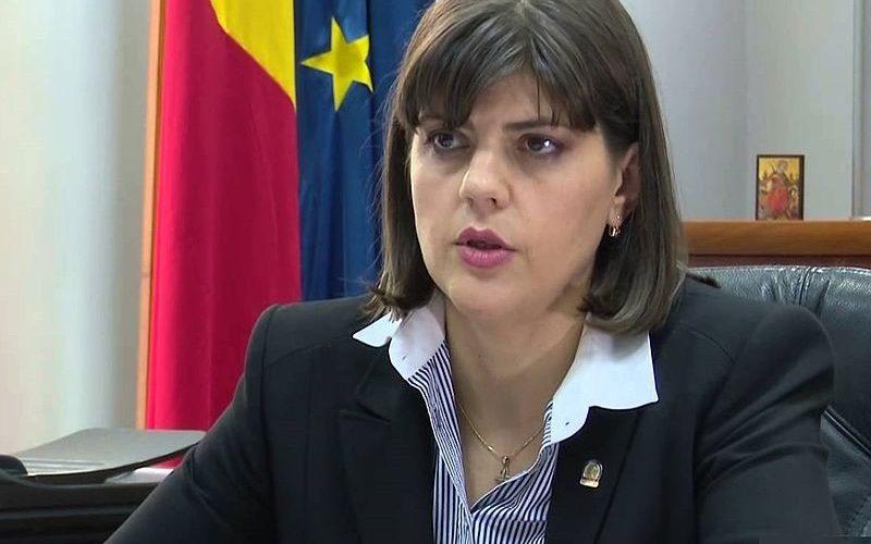 Laura Codruța Kövesi, validată  procuror-şef european