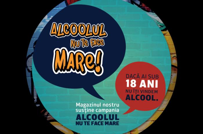Campanie de informare a liceenilor, asupra efectelor negative ale consumului de alcool